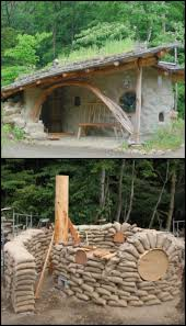 here u0027s another inspiring earthbag construction for fans of natural