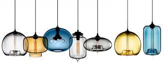 Glass Blown Pendant Lights Good Hand Blown Glass Pendant Lights About Remodel Light Fixtures