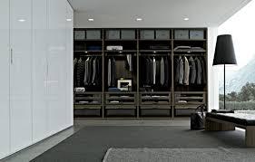 senzafine extremely flexible walk in closet system by poliform