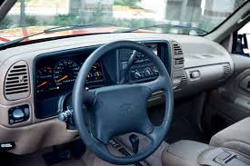 1995 Suburban Interior 1995 Chevrolet Silverado News Reviews Msrp Ratings With