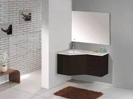 Mirrored Corner Bathroom Cabinet by Bathroom Interesting Corner Bathroom Vanity Ikea Corner Bathroom