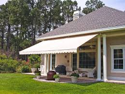 Roof Mounted Retractable Awning Retractable Awnings U2014 Heartland Awning U0026 Design