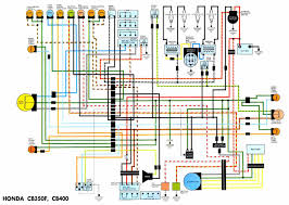 honda hornet wiring diagram honda wiring diagrams instruction