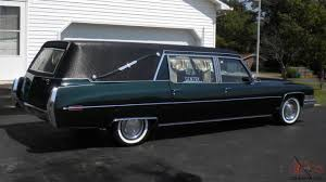 hearse for sale s s cadillac hearse