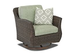 Swivel Glider Chairs by Klaussner Outdoor Sycamore Outdoor Swivel Glider Chair Hudson U0027s