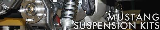 mustang suspension mustang suspension kits mustang suspension parts cj pony parts