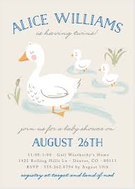 duck baby shower invitations baby shower invitations for basic invite