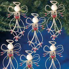 the beadery teardrop beaded ornament kit ebay