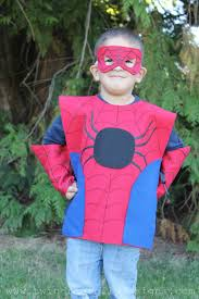 no sew super hero costumes tutorial dragonfly designs