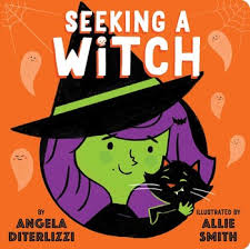 Seeking The Book Seeking A Witch Book By Angela Diterlizzi Smith