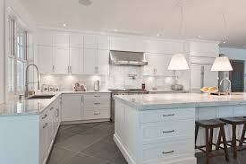 White Kitchen Design by Cabico Custom Cabinetry Transitional Kitchen Design By Cuisine