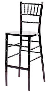 wedding rental chairs mahogany chiavari barstool ooh events design center