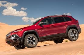 jeep cherokee trailhawk orange 2014 jeep cherokee first drive truck trend