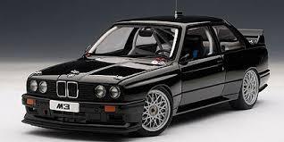 bmw e30 model car autoart bmw m3 e30 dtm plain version 149 9 in stock