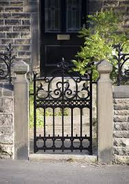 imperial garden gate heritage cast iron usa