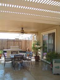 Lattice Patio Cover Design by Patio Pros Gallery