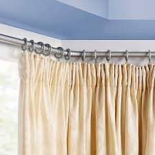 voguish bay window curtain rods also curved curtain rods for bay