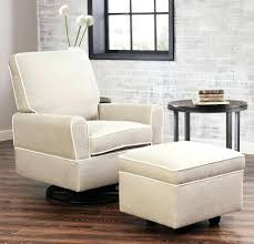 Glider Rocker With Ottoman Glider Base Detail Glider Rocker Footrest Swivel Glider Rocker