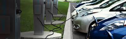 build your own ev charging station nissan leaf electric car charging
