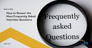 How To Answer Resume Questions How To Answer The Most Frequently Asked Interview Questions Bayt