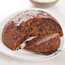 plum pudding with orange mace sauce cook s illustrated