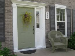 Plastic Exterior Doors Front Door Paint Ideas Photographic Gallery Painting An Exterior