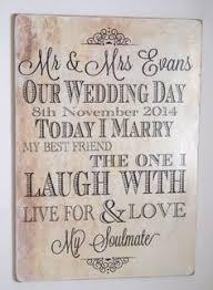personalized wedding plaque wedding plaques personalized photo album wedding ideas