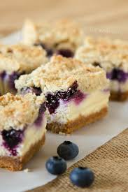 Tyler Florence Cheesecake Recipe by Blueberry Crumble Cheesecake Bars Life Made Simple