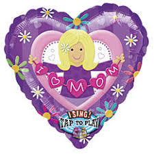 singing balloon delivery balloons s day singing balloon bouquet county