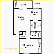 700 square feet apartment floor plan fresh how big is 700 sq ft apartment home furniture and wallpaper