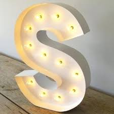 white light up letters light up letters for wall macky co