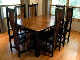 Amish Dining Room Furniture Dining Room Table And Chairs Set Amish Custom Furniture