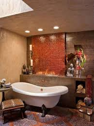 asian bathroom ideas cast iron bathtub designs pictures ideas tips from hgtv dramatic
