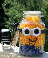 minion gift wrap minion jar gift wrap with world market and expressionery