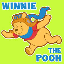 winnie pooh characters archives draw step step