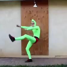Green Man Meme - memeception ft idubbbz idubbbztv idubbbz greenman dance