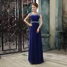 wholesale 2015 new one shoulder royal blue bridesmaid dresses long