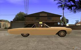 1964 ford thunderbird for gta san andreas