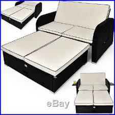 banc canap ensemble banc ottomane canapé chaise longue transat bain de soleil