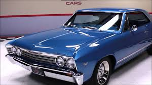1967 chevrolet malibu youtube