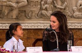 Jolie Chance Do 2017 Jpg Angelina Jolie Is In Cambodia Promoting First They Killed My