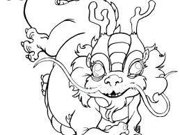 chinese dragon coloring pages easy chinese dragon coloring pages drawn dragon china dragon 1 chinese