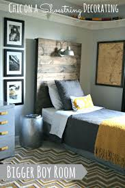 67 cozy how to make a rustic headboard with a light fixture by 67 cozy how to make a rustic headboard with a light fixture by chic on a shoestring decorating says for a bigger boy room but ill adapt that idea for the