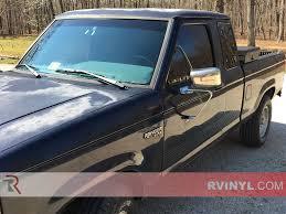 1990 ford ranger kits rtint ford ranger 1990 1992 window tint kit diy precut ford