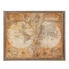 World Map Wall Decor World Map Wall Decor Roselawnlutheran