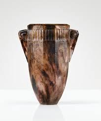 Francois Vase Vase A Pans Deux Anses