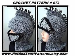 crochet pattern knight helmet free knight helmet hat crochet pattern medieval viking king arthur