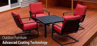 4 reasons to powder coat your patio furniture sun dial powder coatings