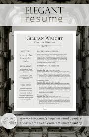 mac word resume template 191 best modern resume templates images on pinterest cv template elegant resume template the gillian