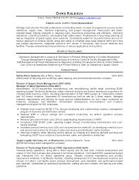 Resume Samples Vendor Management by Chain Manager Cover Letter Logistics Resume Sample S Splixioo